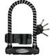 Masterlock 8195 Cykellås 13 mm x 210 mm x 110 mm sort